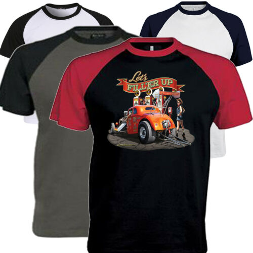 Hotrod 58 new designs and clothing for 2017 collection on for Custom racing t shirts