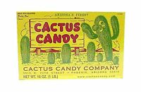 1 Lb Box Of Prickly Pear Cactus Candy Free Shipping