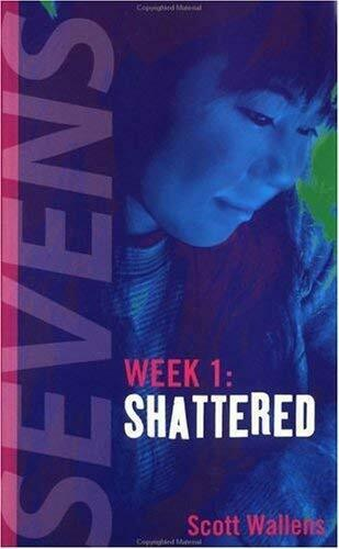 Shattered by Wallens, Scott -ExLibrary