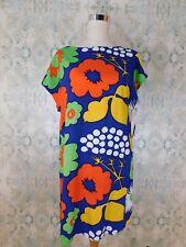 a93e959a1915d item 3 NWT Marimekko for Target Multi Colored Floral Kukkatori Tunic Dress  M -NWT Marimekko for Target Multi Colored Floral Kukkatori Tunic Dress M