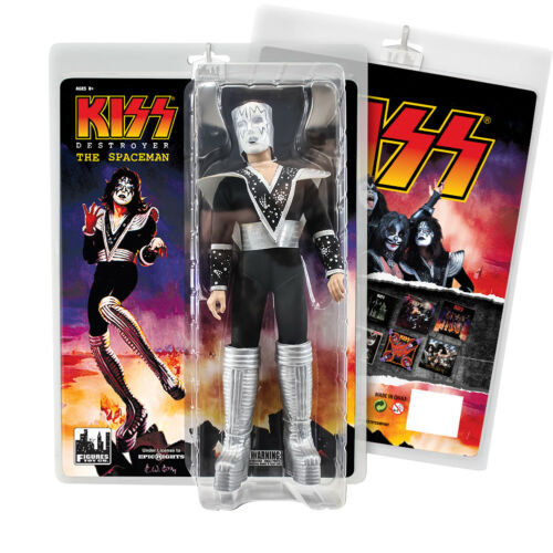 KISS 12 Inch Action Figures Series 7 Destroyer: The Spaceman