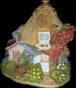 Lilliput-Lane-Circle-of-Love-Cottage-Menta-En-Miniatura