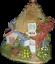 Lilliput-Lane-Circle-of-Love-Cottage-Menta-En-Miniatura miniatura 1