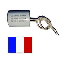 Condensateur 6uf 6mf 6uf Moteur Volet Roulant Bubendorff Ebay
