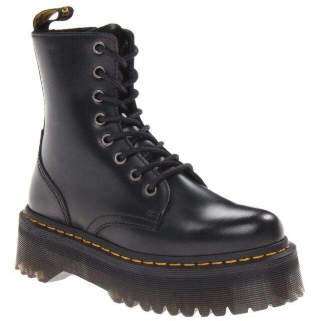 Dr. Martens Womens Jadon Platform BOOTIES Black 7 US   5 UK for sale ... 73f46e3fa87d