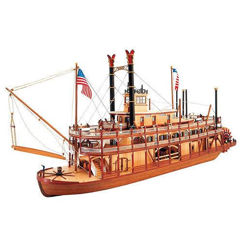 ARTESANIA LATINA King of the Mississippi 20505 Model Ship Kit 1 80