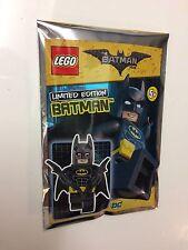 200x LEGO® - BATMAN - THE BATMAN MOVIE - DC - POLYBAG - LIMITED EDITION -  2017