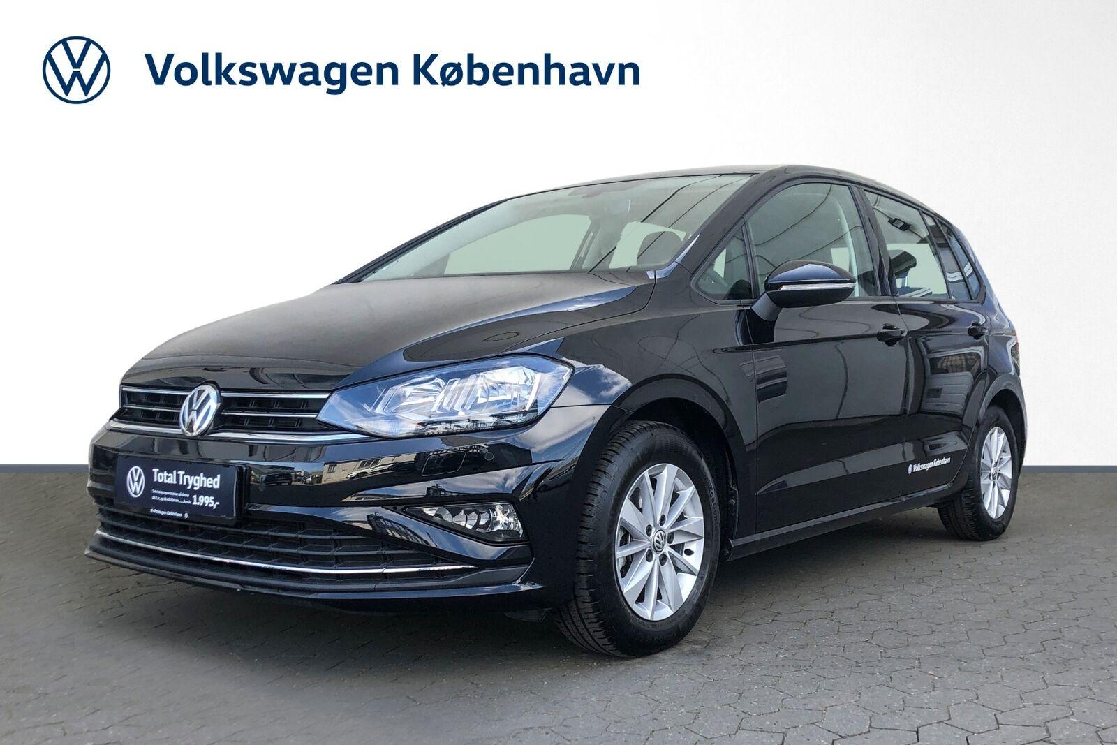 VW Golf Sportsvan 1,5 TSi 130 Comfortline DSG 5d - 279.900 kr.