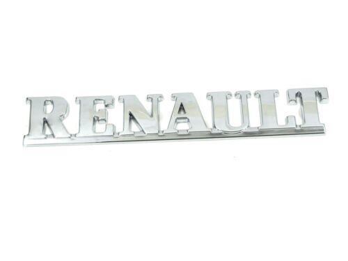 Neuf D/'Origine Renault Badge Emblème pour R19 1988-00 R21 1985-1995 Scenic
