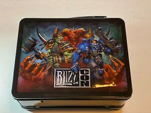 BLIZZCON-LUNCH-BOX-THERMOS-NEW-WORLD-OF-WARCRAFT-WOW-STARCRAFT-II-DIABLO-III