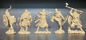 Soldatini e figurini di Publius  Vichinghi  1:32 Nuova versione Set completo