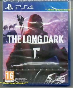 THE-LONG-DARK-039-New-amp-Sealed-039-PS4-Four