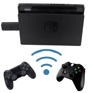 Nintendo Switch Controller Adapter Kabellos Konverter | PS3, PS4, XBOX Gamepad