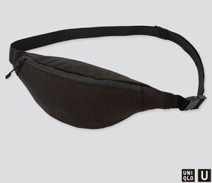 Uniqlo U Blocktech Fanny Bag Shoulder Bum Bag Ebay
