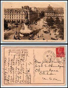 FRANCE-Postcard-Paris-Les-Jolis-Coins-De-Paris-J37