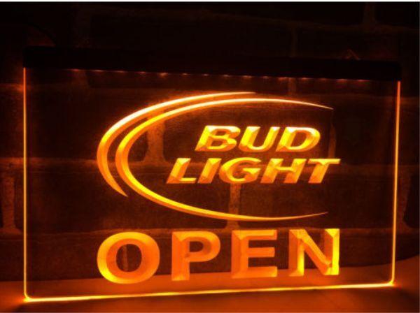 170016 BEER Bar Pub Club Cafe Pub social Modern Lobby Shop OPEN LED Light Sign