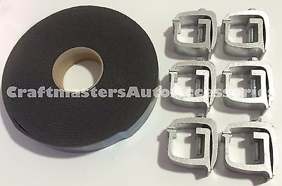 """API Truck Cap Clamps KH1 Universal 1 Pair King Of Hearts 1-1//8/"""" Top Bolt Clamp"""