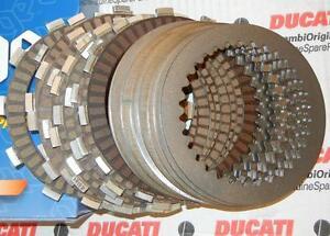 kit Adige DU-127 2015-on Ducati Scrambler 800 replacement clutch plates ONLY