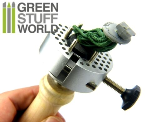 Universal Work Holder Sculpting support tool for irregular hobby miniatures