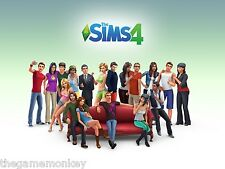 THE SIMS 4 PC/Mac English only (Origin download key)