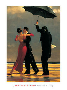 the singing butler jack vettriano love dancing print. Black Bedroom Furniture Sets. Home Design Ideas