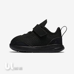 Details zu Nike Jordan Reveal Krabbelschuhe Baby Sneaker Kleinkinder  Lauflernschuhe Schwarz
