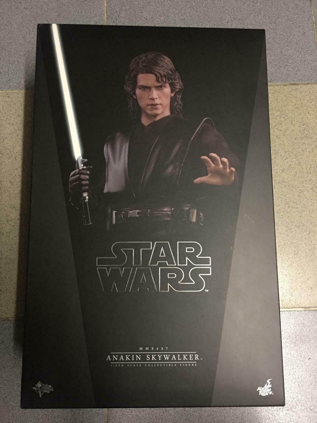 Hot Toys 1//6 Échelle MMS437 Anakin Skywalker Avant-Bras armure STAR WARS EPISODE 3