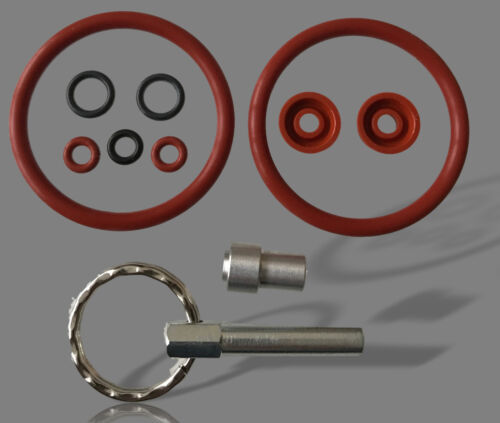 Maintenance Kit Seal Oring Brew Group Brewing Unit Suitable For AEG Cafamosa