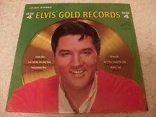 ELVIS PRESLEY GOLD RECORD VOL 4 1968 RCA LSP-3921 STEREO W/MEGA RARE BONUS PHOTO