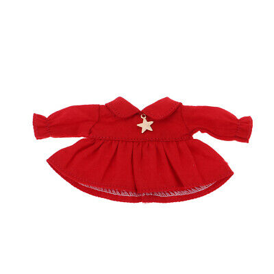 Cute Skirt For Obitsu11 Ob11 1//12 BJD Doll Accessories for Mini Blythe Dolls