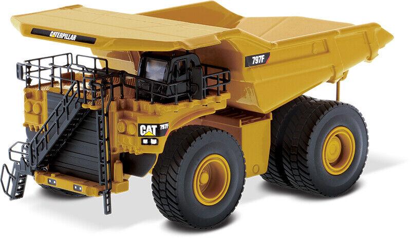 1 125 Scale Diecast Masters 85536 CATERPILLAR 797 hors-route camion benne-Entièrement NEUF dans sa boîte
