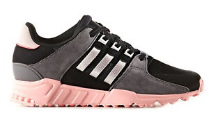 new style 30dbb 69e5d Details about adidas - EQT SUPPORT RF Women's Trainers Black (BA7594)