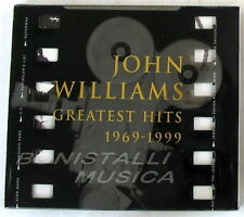 JOHN WILLIAMS GREATEST HITS 1969-1999 - SOUNDTRACK O.S.T. - CD Nuovo Unplayed