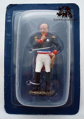 Figurine Napoléonienne  Figurine soldat de plomb 1//32 Général Bacler d/'Albe 1761