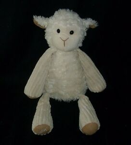 Scentsy Buddy Lenny The Lamb Creme White Sheep Stuffed Animal Plush