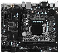 Msi Motherboard B150m Eco Skylake Core I7/i5/i3 B150 Lga1151 Ddr4 32gb Sata Pci