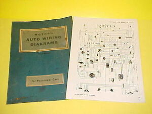 1950 1951 1952 1953 1954 1955 1956 CHRYSLER IMPERIAL CONVERTIBLE WIRING  DIAGRAMS | eBayeBay