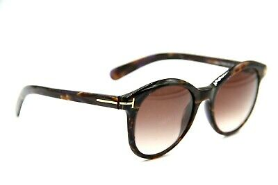 TF 298 Color 50F Brown Tortoise BRAND-NEW TOM FORD SUNGLASSES RILAY Model