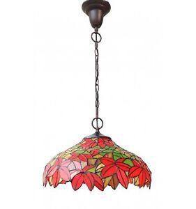 Htdeco-Lustre-Tiffany-de-la-serie-Madrid-Lampe-de-table-et-de-chevet