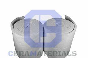 Ceramic Fiber Insulation Blanket Wool Thermal 2600f 8 1