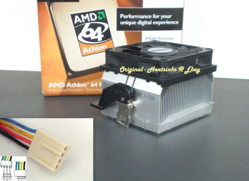 940 AM2 New AMD Athlon 64 Heatsink Cooler for 2800 3000 3200 3400  Socket 939