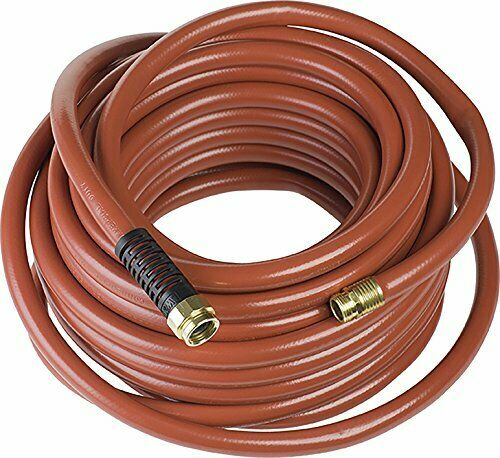 Swan Products SNCG58050 CONTRACTOR Commercial Duty Clay Water Hose