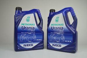 Petronas-Urania-FE-LS-5W-30-2x-5-Liter-fur-IVECO-Euro-5-und-6-Dieselmotoren