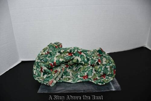 Longaberger Little Market OTE Liner in American Holly #20106135 - NEW
