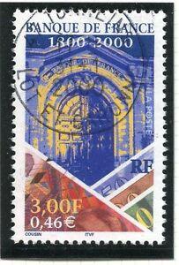 Importé De L'éTranger Timbre France Oblitere N° 3299 La Banque De France / Photo Non Contractuelle MatéRiaux Soigneusement SéLectionnéS