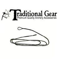 12 Strand Dacron Recurve Bowstring B-50 Actual Length Strings Archery Bow String