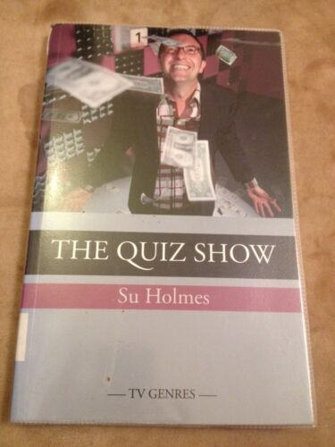 1 of 1 - The Quiz Show by Su Holmes (Paperback, 2008)