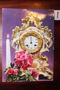 Belle Carte Postale Vue Carte Motifs Félicitations-afficher Le Titre D'origine PosséDer Des Saveurs Chinoises