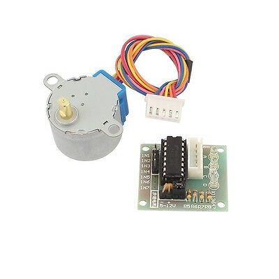 5V Stepper Motor with Drive Test Module Board NEW ULN2003