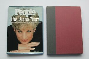 People-Weekly-The-Diana-Years-Commemorative-Edition-1997-Princess-Diana-HC